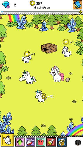 Unicorn Evolution 5
