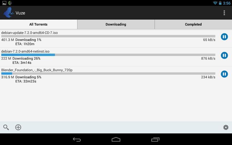 Vuze Torrent Downloader 5