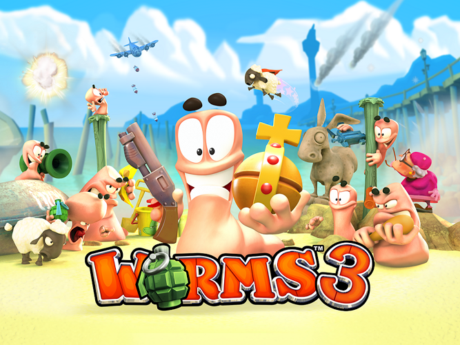 Worms 3 1