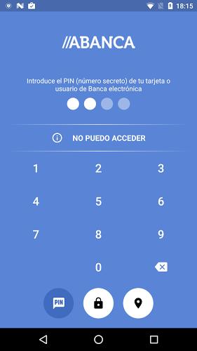 ABANCA – Banca Móvil 2