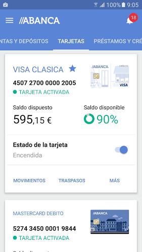 ABANCA – Banca Móvil 4