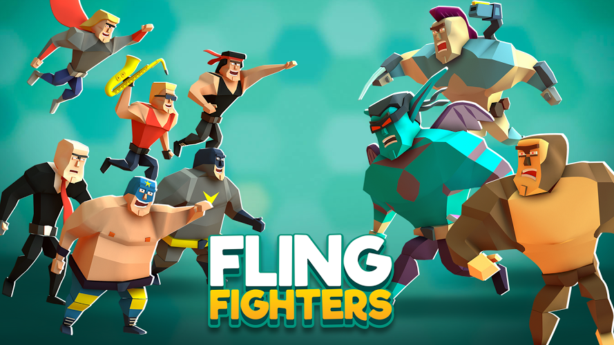 Fling Fighters 1