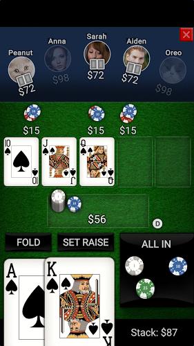 Offline Texas Holdem Poker 1