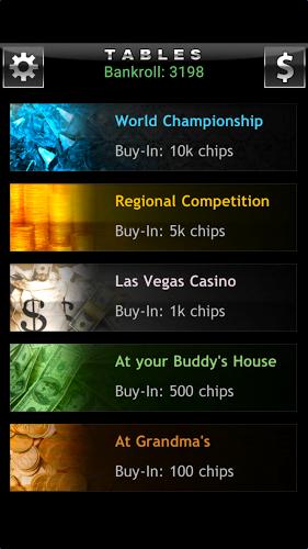 Offline Texas Holdem Poker 3