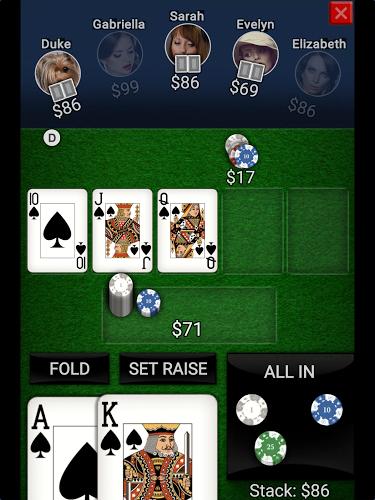 Offline Texas Holdem Poker 4