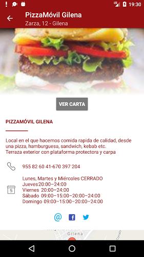 PizzaMóvil Gilena 3