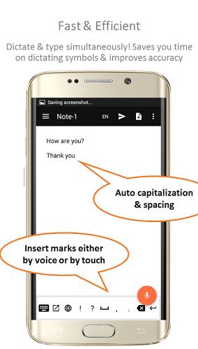 Speechnotes – Voz a texto 2
