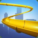 Tobogán acuático 3D