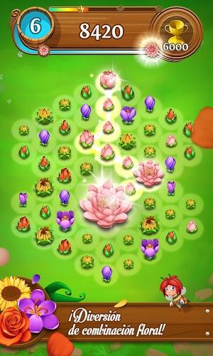 Blossom Blast Saga 1