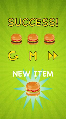 Burger Cashier 4