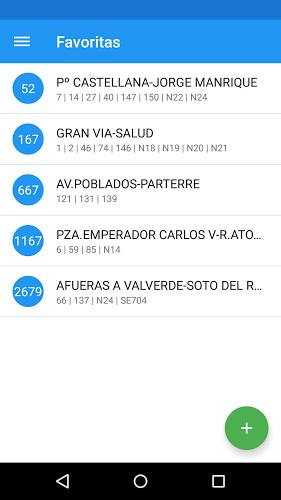 Bus Madrid (EMT) 1