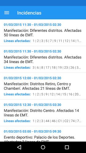 Bus Madrid (EMT) 4