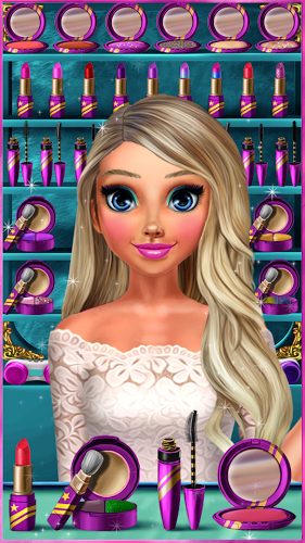 Candy Fashion Dress Up & Makeup Game 4