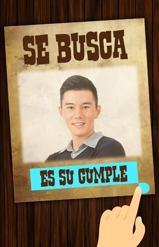 Cartel se busca Wanted poster 2