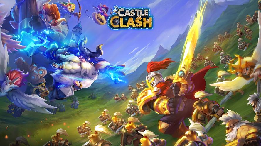 Castle Clash 1