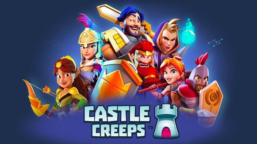 Castle Creeps TD 5