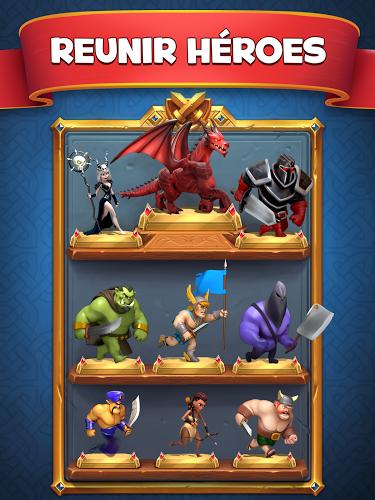 Castle Crush: Juegos de Estrategia Online Grátis 3