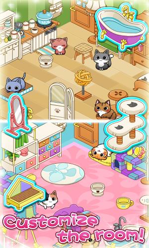 Cat Room – Cute Cat Games 4