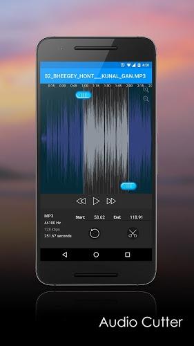 Convertidor de audio 1