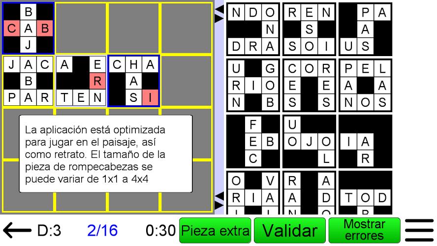 Crucigrama 5