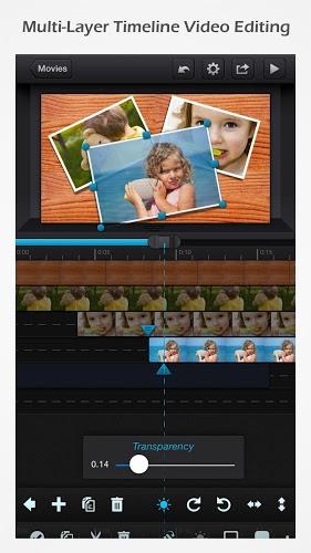 Cute CUT – Editor de video 1