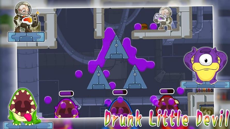 Drunk little devil 1