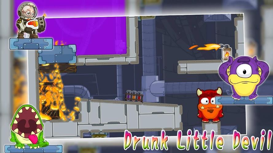 Drunk little devil 2