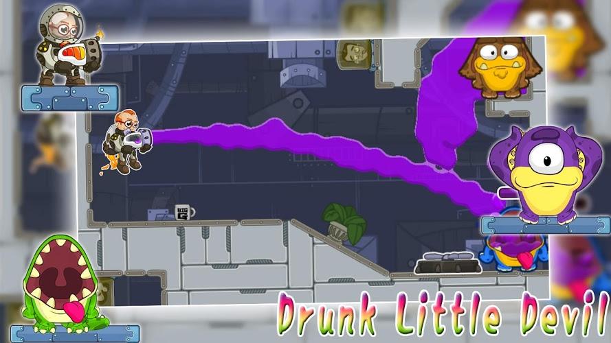 Drunk little devil 3