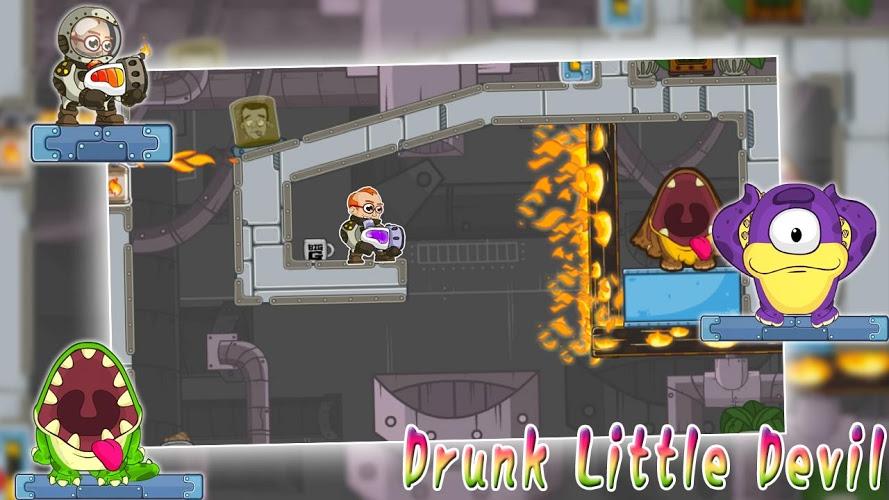 Drunk little devil 4