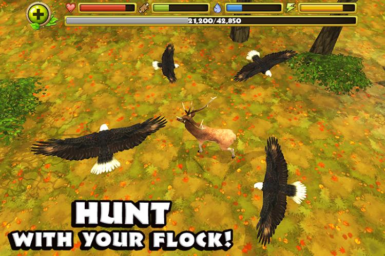 Eagle Simulator™ 3
