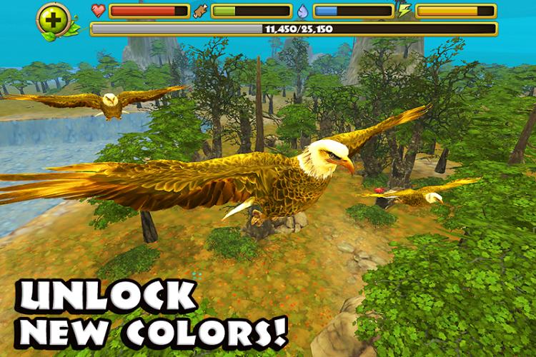 Eagle Simulator™ 5