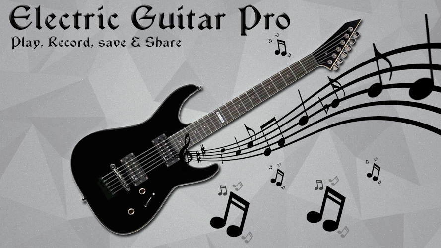 Electric Guitar Pro 1