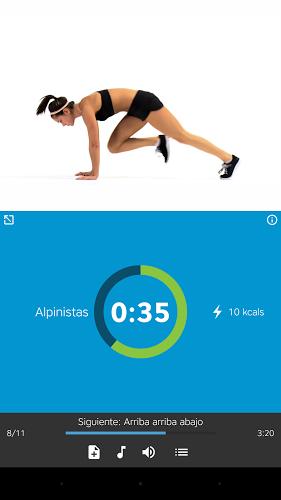 Entrenador Personal: Workouts! 4