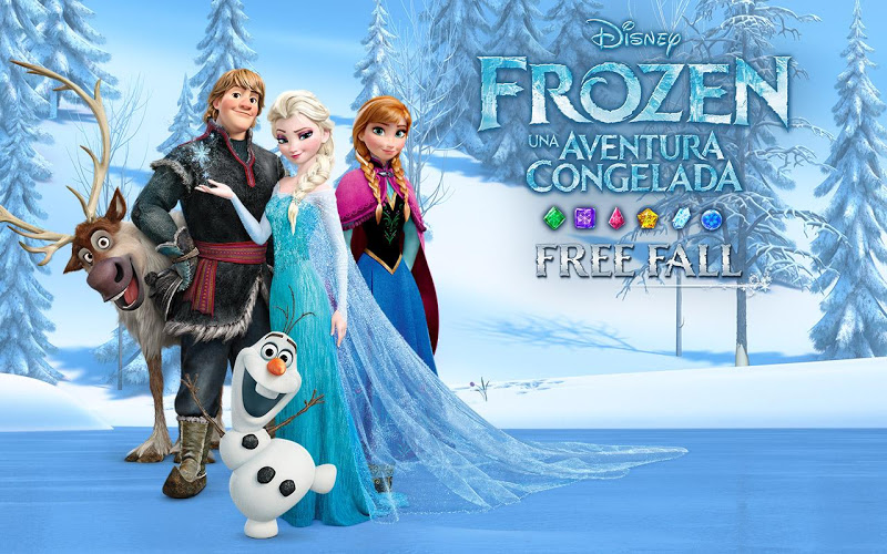 Frozen Free Fall 5
