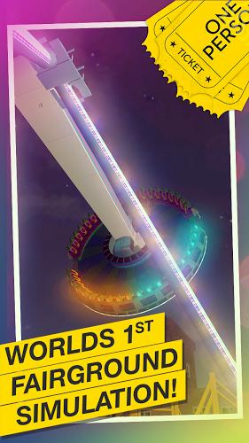 Funfair Ride Simulator 2 – Fairground simulation 1