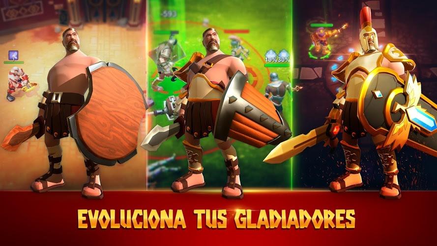 Gladiator Heroes: Clan War Games 3
