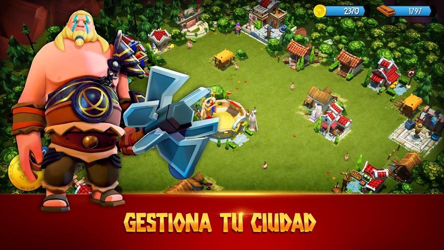 Gladiator Heroes: Clan War Games 4