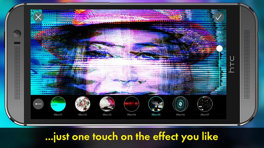 Glitch Video Maker 2