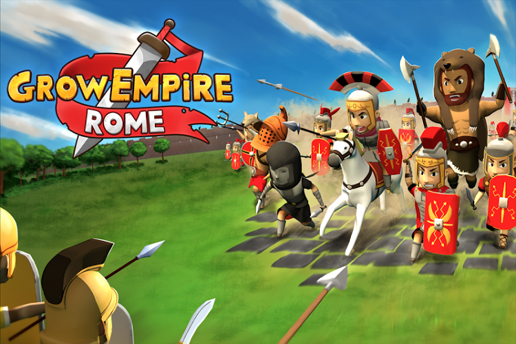 Grow Empire: Rome 1