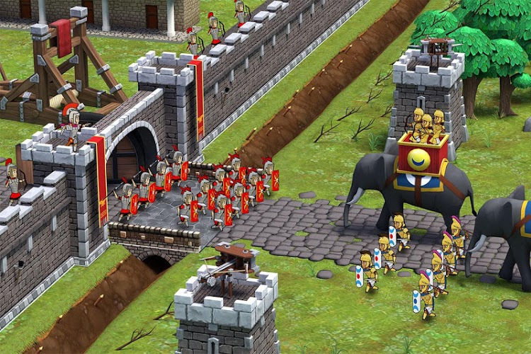 Grow Empire: Rome 2