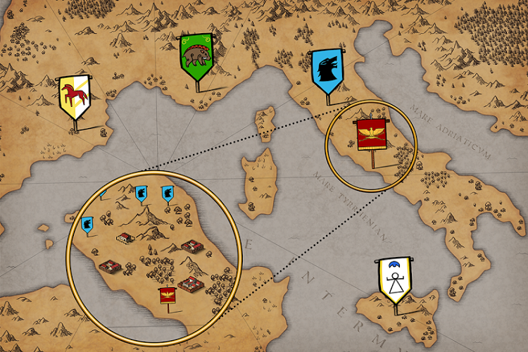 Grow Empire: Rome 3