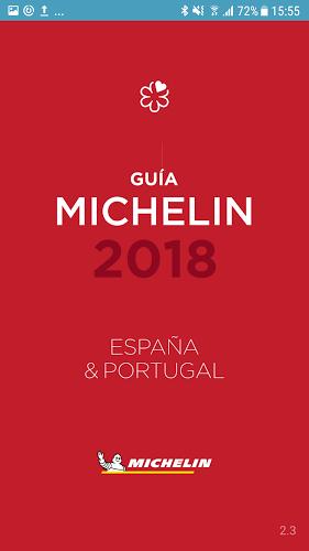 Guía Michelin España 1