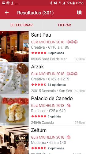 Guía Michelin España 2