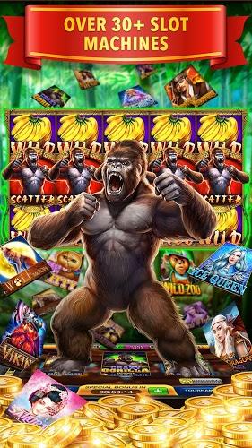 Hot Casino- Vegas Slots Games 3