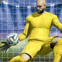 Jugadores de fútbol: Portero