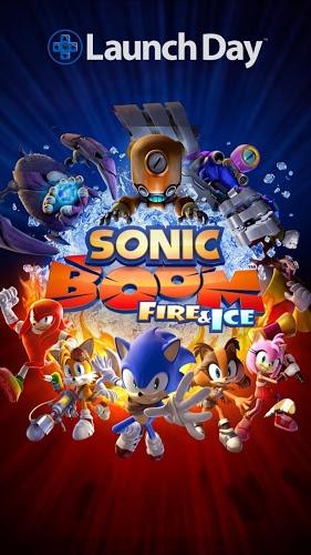 LaunchDay – Sonic Boom 1