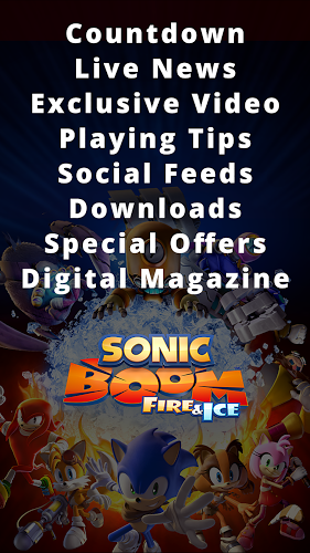 LaunchDay – Sonic Boom 2