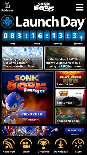 LaunchDay – Sonic Boom 3