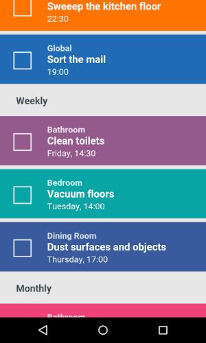 limpieza casa organizador 5
