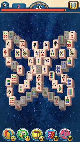 Mahjong Village 1